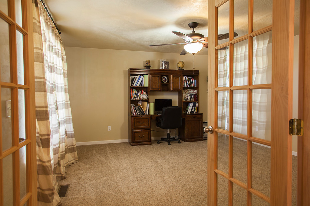 Front Room Your Choice: Office, Den, or Living Room